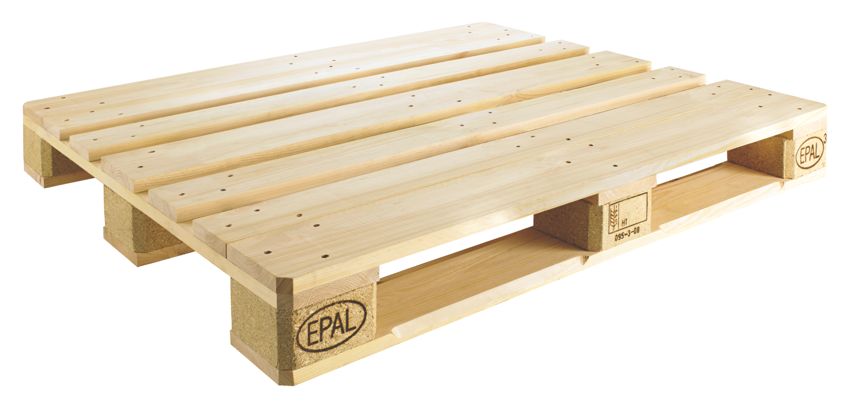 Bekannt EPAL 3 Palette EQ28